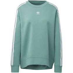 Vêtements Femme Sweats adidas Originals Sweat-shirt Crew Turquoise