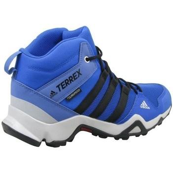 Chaussures Enfant Baskets montantes adidas Originals Terrex AX2R Mid CP K Bleu