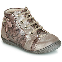 Chaussures Fille Boots GBB NICOLE Rose gold