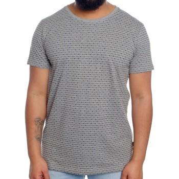 Vêtements Homme T-shirts manches courtes Suit BATTLE Gris