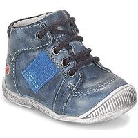 Chaussures Garçon Boots GBB RACINE Marine