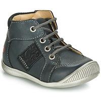 Chaussures Garçon Baskets montantes GBB RACINE Gris