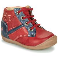 Chaussures Garçon Baskets montantes GBB RATON Rouge