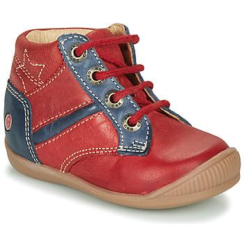 Chaussures Garçon Baskets montantes GBB RATON VTE BRIQUE-MARINE DPF/RAIZA
