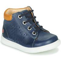 Chaussures Garçon Baskets montantes GBB NERISSON VTE MARINE DPF/MESSI