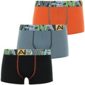 Athena Lot de 3 boxers garçon Color