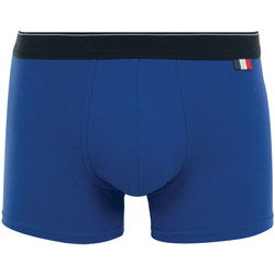 Vêtements Homme Boxers / Caleçons Eminence Boxer Homme Made in France bleu