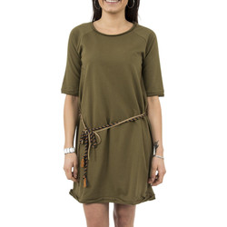 Vêtements Femme Robes Lee Cooper robe  006264 lilo 2340 vert vert