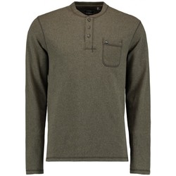 Vêtements Homme T-shirts manches longues O'neill T-Shirt  Lm Jacks Base Henley - Forest Night Vert