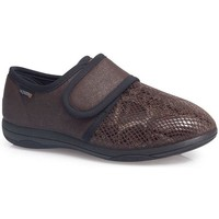 Chaussures Femme Mocassins Calzamedi CHAUSSURES  LADY EXTRA CONFORTABLE W BROWN