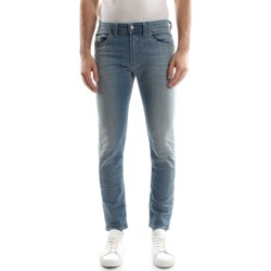Vêtements Homme Jeans droit Diesel THOMMER-T JEANS Homme DENIM LIGHT BLUE DENIM LIGHT BLUE