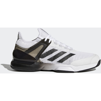 Chaussures Homme Baskets basses adidas Performance Chaussure adizero Ubersonic 2.0 Blanc / Noir