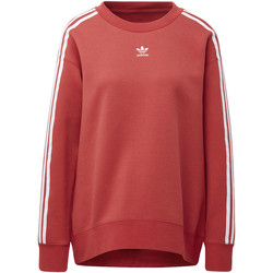 Vêtements Femme Sweats adidas Originals Sweat-shirt Crew Rouge