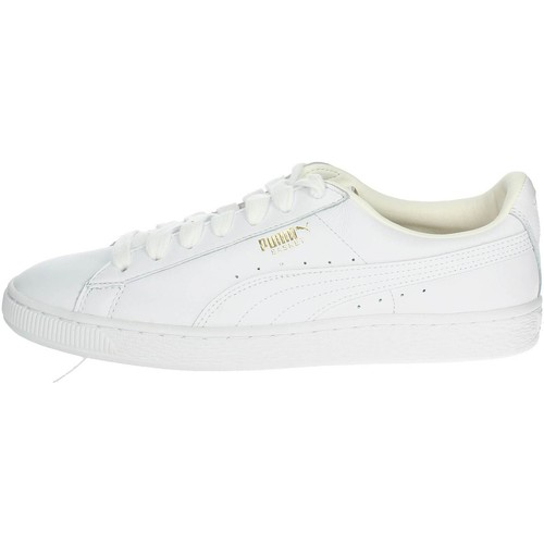 Puma 354367-17 Sneaker Homme Blanc Blanc - Chaussures Baskets basses Homme
