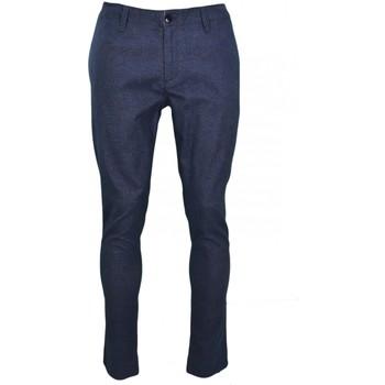 Vêtements Homme Chinos / Carrots Tommy Hilfiger Chino Tommy Hilfiger Dénim bleu jean pour homme Bleu