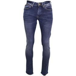 Vêtements Homme Jeans slim Tommy Hilfiger Jean scanton Tommy Hilfiger Dénim bleu pour homme Bleu