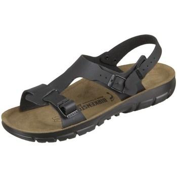 Chaussures Femme Sandales et Nu-pieds Birkenstock Saragossa Black Birkoflor Noir