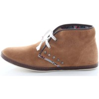 Chaussures Homme Boots Le Crown LCBORCHIA Sneakers Homme Camel Camel