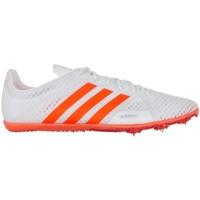 Chaussures Femme Running / trail adidas Originals Adizero Ambition 3 W Rouge-Blanc