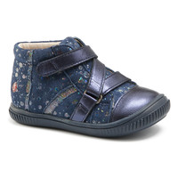 Chaussures Fille Baskets montantes GBB NICOLETA VTE MARINE-POIS DPF/FRANCA