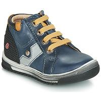Chaussures Garçon Baskets montantes GBB RENOLD Marine