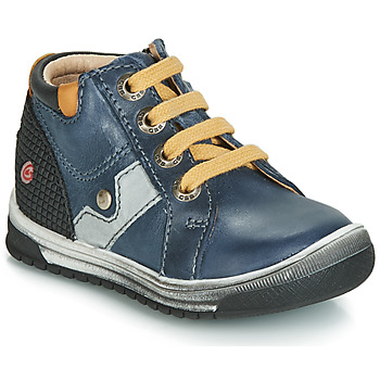 Chaussures Garçon Baskets montantes GBB RENOLD VTS MARINE DPF/BELKA