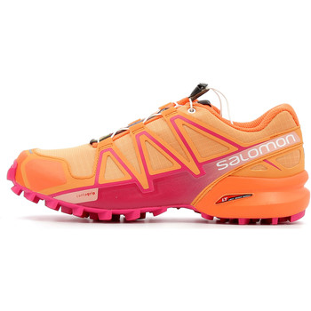 Chaussures Femme Running / trail Salomon Speedcross 4 W Bird Of Paradise / Nastur / P