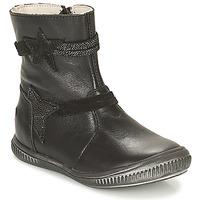 Chaussures Fille Boots GBB NOTTE Noir