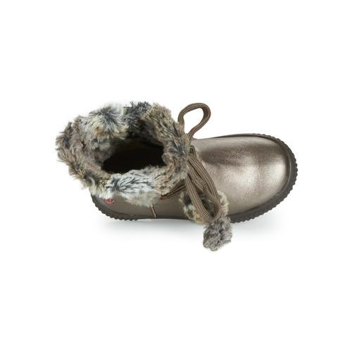 Bronze Bottes Chaussures Noustik Gbb Fille Ville dtsQhr