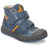 Chaussures Garçon Boots GBB RAIFORT VTE MARINE-OCRE DPF/LINUX