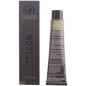 Beauté Femme Colorations I.c.o.n. Ecotech Color Natural Color 5.0 Light Brown I.c.o.n. 60 ml