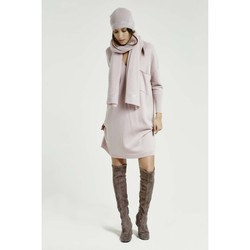 Vêtements Femme Robes Max & Moi Robe NATHY Femme Collection Automne Hiver Rose