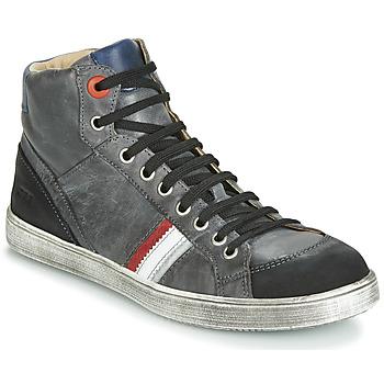 Chaussures Garçon Baskets basses GBB ANGELO NUB GRIS DPF/2367
