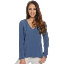 Vêtements Femme Chemises / Chemisiers Tommy Hilfiger SINTELA Bleu