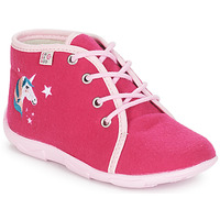 Chaussures Fille Chaussons GBB FEE ARC EN CIEL Rose
