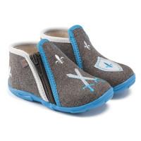 Chaussures Garçon Chaussons GBB LANCELOT TTX GRIS-CIEL DTX/AMIS
