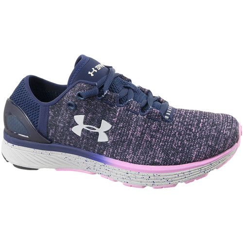 Under Armour UA W Charged Bandit 3  1298664-410  - Chaussures Chaussures-de-running Femme