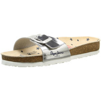 Chaussures Fille Mules Pepe jeans Bio Stars Sandale Fille