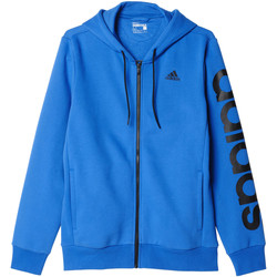 Vêtements Homme Sweats adidas Originals Lin Fz Sweat Zip Homme