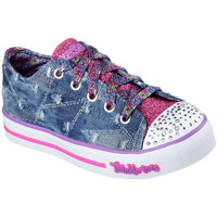 Chaussures Fille Baskets basses Skechers Twinkle Toes Chaussure Fille