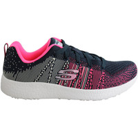 Chaussures Fille Baskets basses Skechers Burst Chaussure Fille