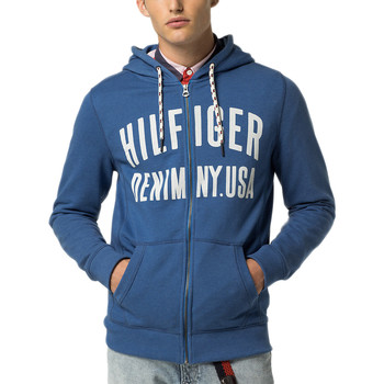 Vêtements Homme Sweats Tommy Hilfiger Basic Rib Hd 13 Sweat Zip Homme