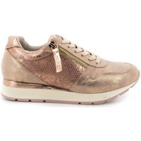 Chaussures Femme Baskets basses MTNG 69188 Or