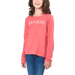 Vêtements Fille T-shirts manches longues Kaporal Pick T-Shirt Ml Fille