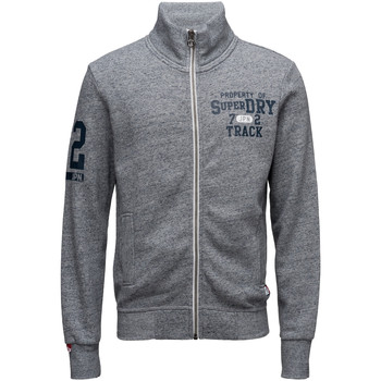Sweat-shirt Superdry Trackster Sweat Zip Homme