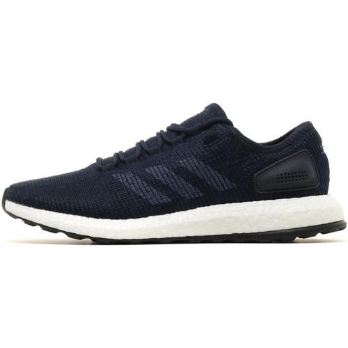 adidas Originals Pure Boost - Ref. BB6279 Bleu - Chaussures Baskets basses Homme