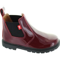 Chaussures Fille Bottines Chipmunks Ranch rouge