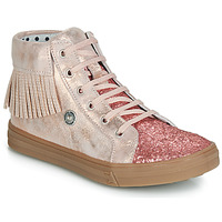 Chaussures Fille Baskets montantes Catimini LOULOU Rose