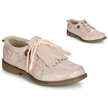 Chaussures Fille Baskets basses Catimini ROMY VTE ROSE POUDRE DPF/REGOLA