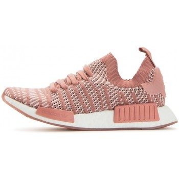 Chaussures Femme Baskets basses adidas Originals Nmd R1 Stlt Primeknit Rose